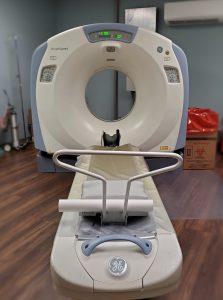 CT Scanner Website